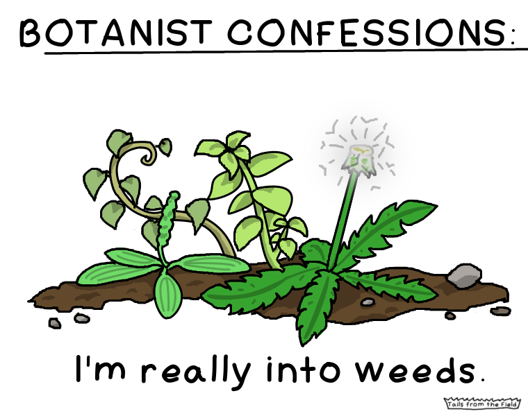 9. Botanist Confessions